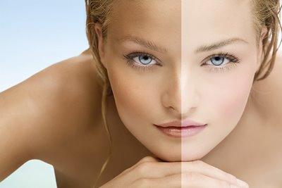 Бледная кожа лица причины и как от