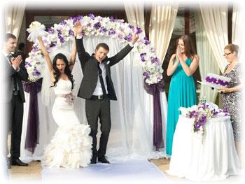 В каком стиле свадьбу сделать